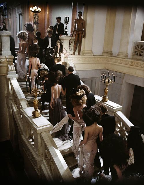 , 'Isabelle Adjani, Le Maître et Marguerite, Satan's Ball, Mikhaīl Boulgakov, Moscow,' 2008, Galerie Dumonteil