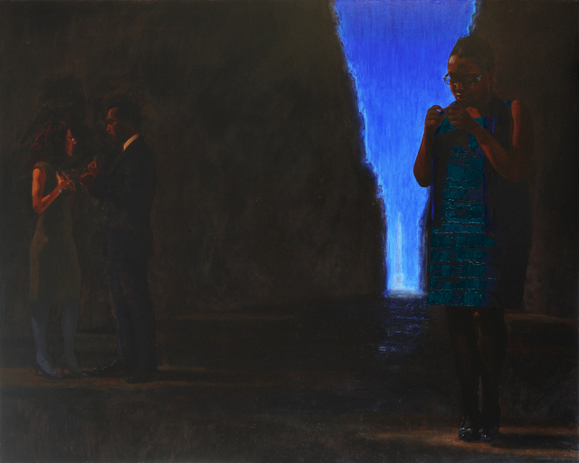 , 'St. Iphigenia, Laura, Mohammed and Njami,' 2011, Ed Cross Fine Art