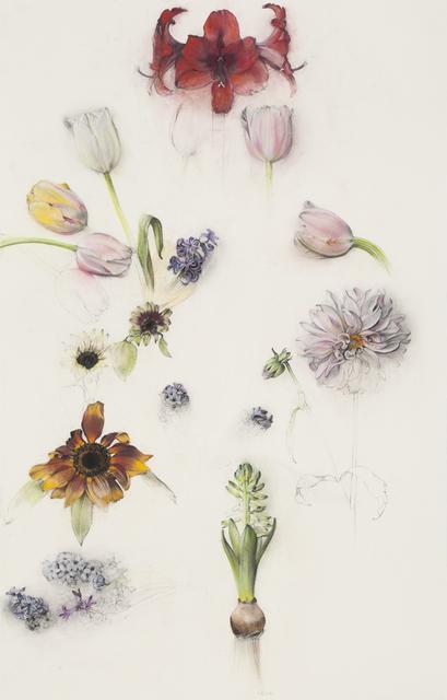 Linda Etcoff, 'Winter, Spring, Summer', 2019, Clark Gallery