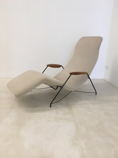 , 'Chaise Longue,' 1955, Galerie Italienne