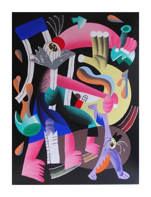 , 'Hobo Misunderstood,' 2019, MAGMA gallery