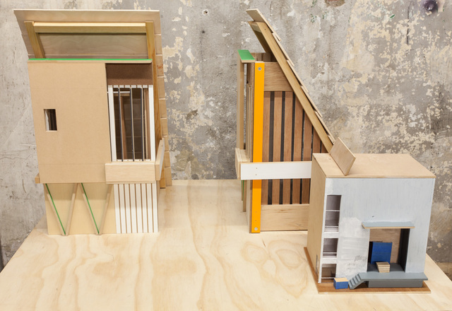 , 'A-Fram Units 2 & 3,' 2010, Nathalie Karg Gallery