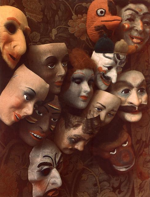 , 'Masks, Boston,' 1966, Bruce Silverstein Gallery