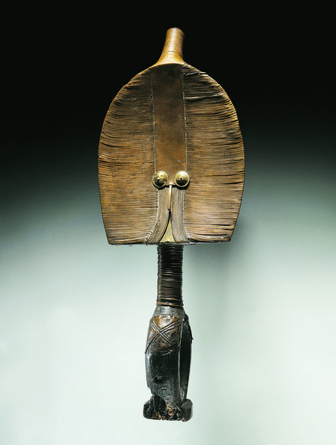 , 'Reliquary figure bwiti,' 19th Century, Bode Museum