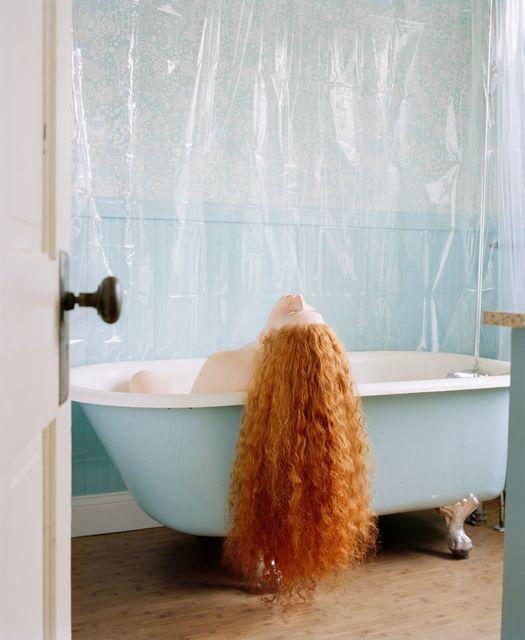 , 'The Bath,' 2016, Huxley-Parlour
