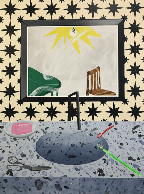 Sierra Montoya Barela, 'Confessional', 2019, David B. Smith Gallery