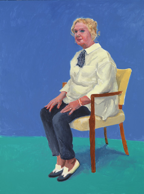 , 'Celia Birtwell,' 31st August, 1st, 2nd September 2015, Royal Academy of Arts