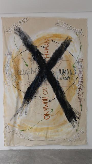 , 'Gramática del ritual III ,' 2017, Parque Galería