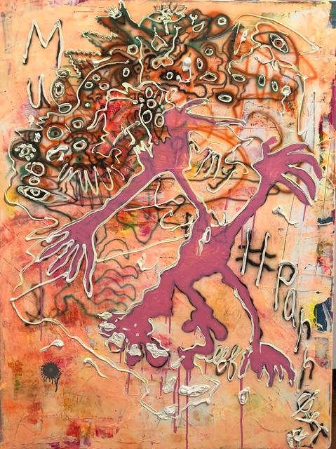 , '#Parrott,' 2017, Ro2 Art