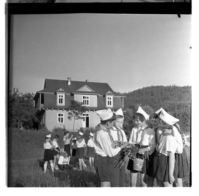 , ' Yaremche, Ivano-Frankivsk region,' 1966, Izolyatsia