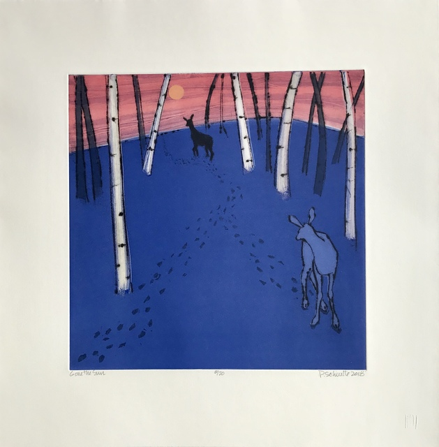 , 'Gone the Sun,' , Olson Larsen Gallery