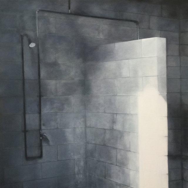 , 'The Bath House Shower,' 2018, AMP: Art Market Provincetown