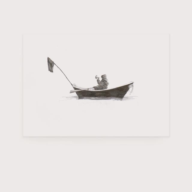 , 'The Boatman Study 2,' , Anima-Mundi