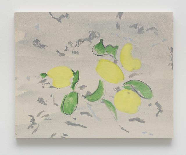 , 'Lemons,' 2017, Honor Fraser