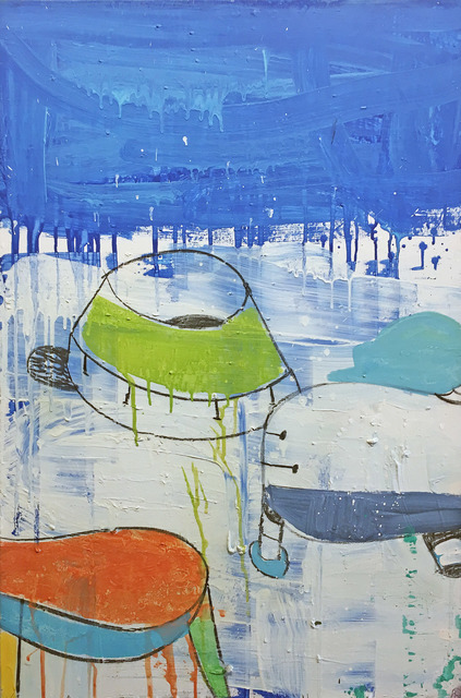 , 'St. Jacques,' 2018, Madelyn Jordon Fine Art