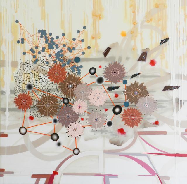 , 'Adaptation,' 2016, Muriel Guépin Gallery