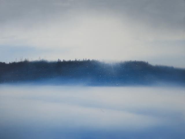 , 'Winter,' 2018, Kultproekt