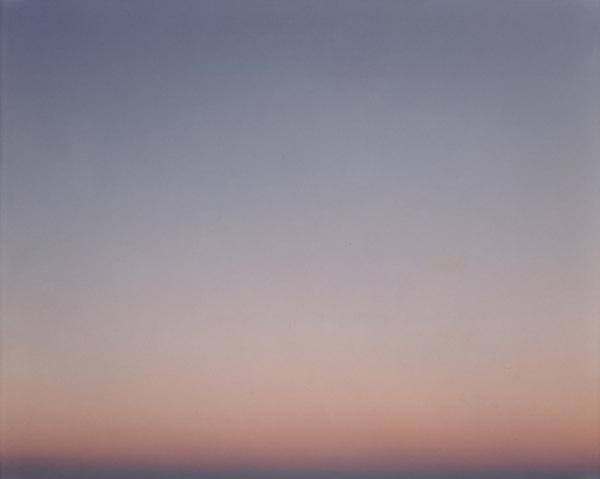, 'Winnemucca 9.29.95 6:50 pm (Desert Cantos XVIII: Skies),' 1995, Robert Mann Gallery