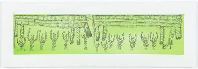 , 'Untitled (Zebras),' 2017, Creativity Explored
