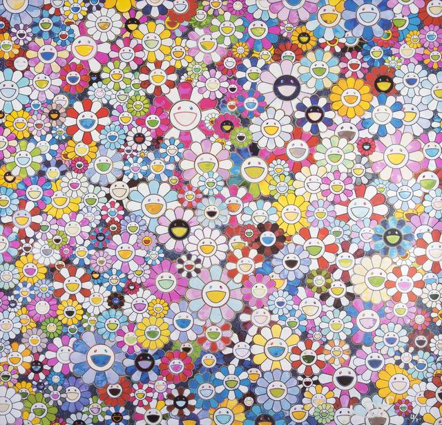 Takashi Murakami, 'Bouquet of Love', 2012, Julien's Auctions