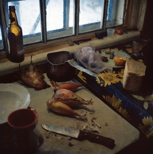 , 'Galina Konyushok's chicken broth,' 2010, ILEX Gallery