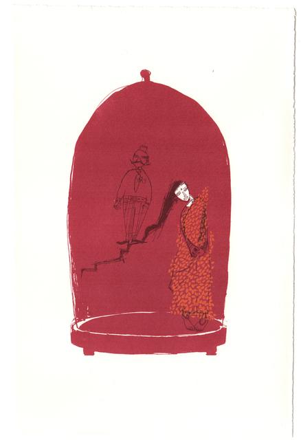 , 'Bell Jar - Hair Unboundaried,' 2012, Candida Stevens Gallery