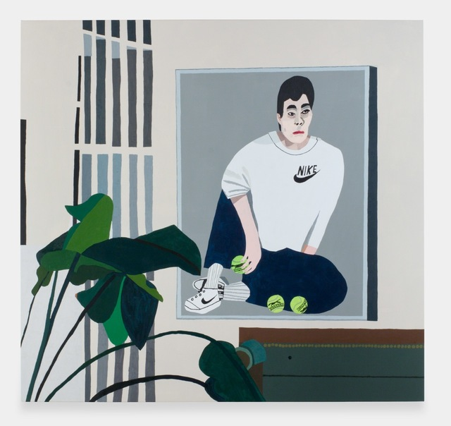 , 'Wimbledon,' 2011, Patrick De Brock Gallery
