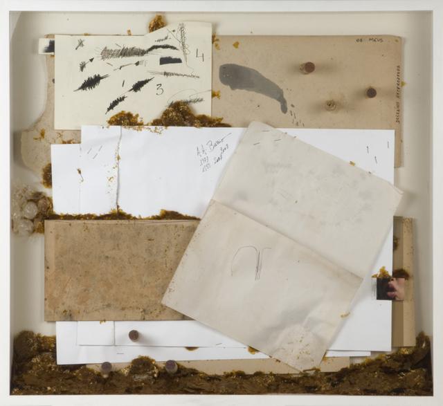 Artur Barrio, 'Os meus desenhos heterodoxos', 1973/89/07/08, Galeria Millan
