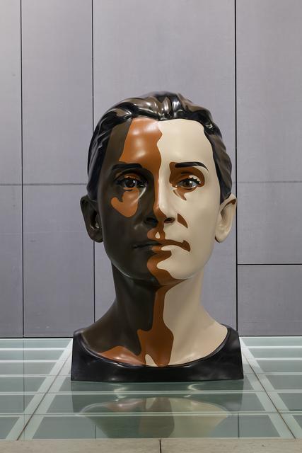 , 'Delphine 1,' 2012, Galeria Mário Sequeira