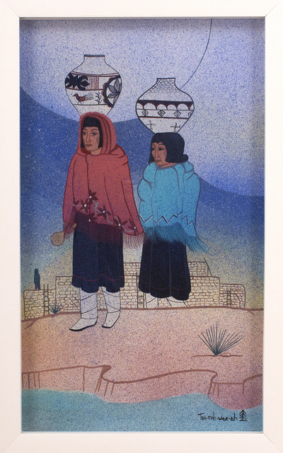 , 'Women with Pottery,' , Blue Rain Gallery