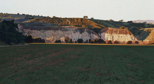 , 'Santa Ynez Bluffs (Santa Ynez Valley, CA),' , George Billis Gallery