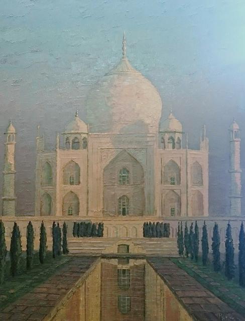 , 'Taj Mahal,' 2015, Tanya Baxter Contemporary