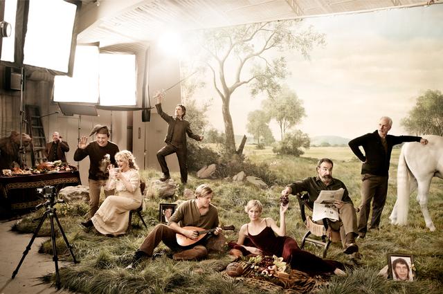 "Art Streiber, '""The Princess Bride"" Cast', 2011, Los Angeles Center of Photography Benefit Auction"