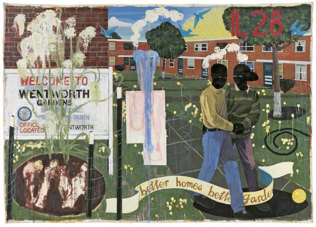 , 'Better Homes, Better Gardens,' 1994, MCA Chicago