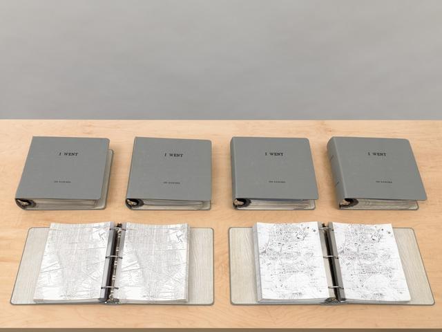 , 'I Went,' 1968-1979, Guggenheim Museum