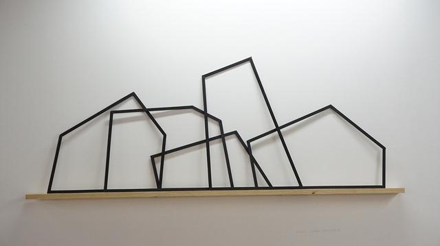 , 'Desarme,' 2017, LA ARTE