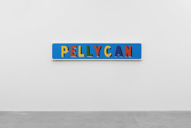 , 'PELLYCAN,' 1999, von Bartha