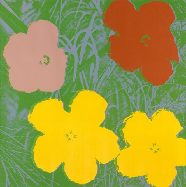 , 'Flowers,' 1970, Heather Gaudio Fine Art