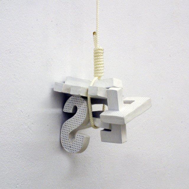 , 'Ideales,' 2014, Galería Weber-Lutgen