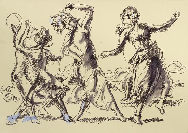 , 'Miriam - Danza dopo il passaggio del Mar Rosso,' 2007, DIE GALERIE