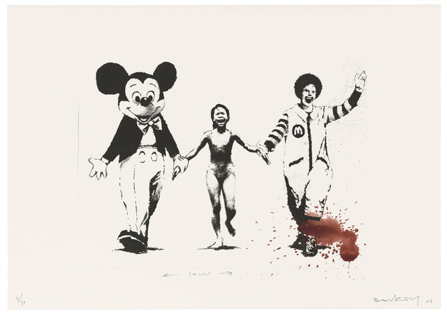 Banksy, 'In the darkest hour there may be light', 2006, Print, The complete set of 23 prints including lithographs, digital photographic prints and screenprints on various papers, Christie's