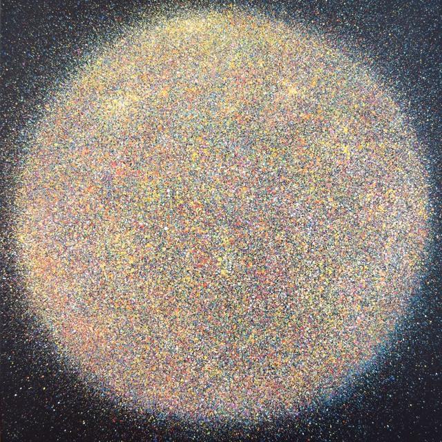 , 'Sprinkled  dot  #3,' 2018, Alessandro Berni Gallery