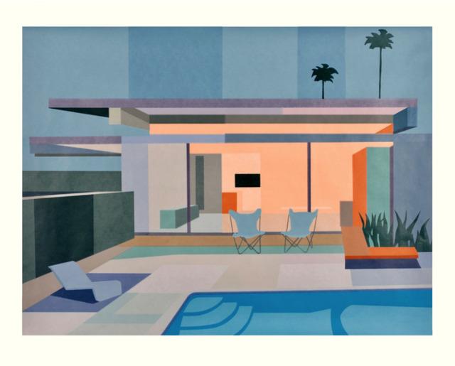 , 'Wexler House,' 2016, Cynthia Corbett Gallery