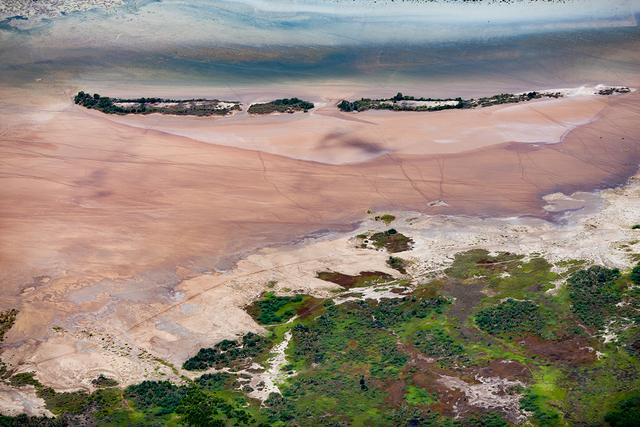 , 'Émulsion née de la rencontre de l'océan et de la terre,' ca. 2010, The Print Atelier
