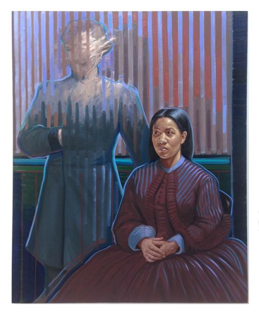 , 'The Work of Her Hands,' 2014, MARUANI MERCIER GALLERY