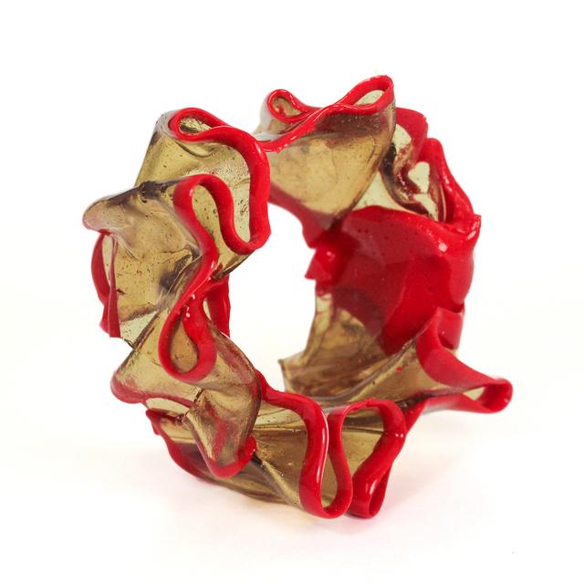 , 'Ribbon Bracelet,' 2016, The Gallery at Reinstein|Ross