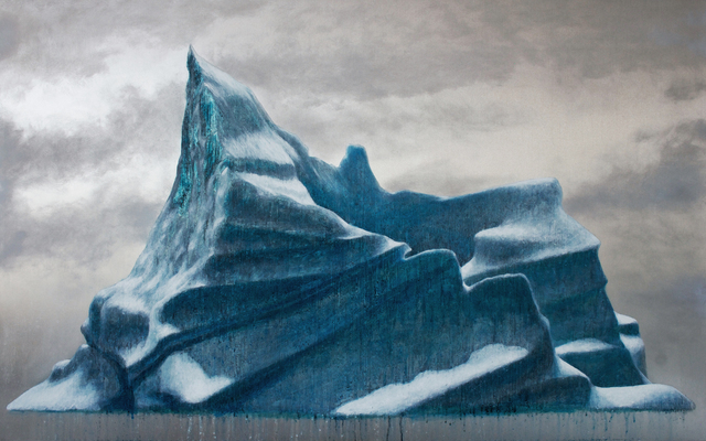 , 'Melting Iceberg 6,' 2016, James Baird