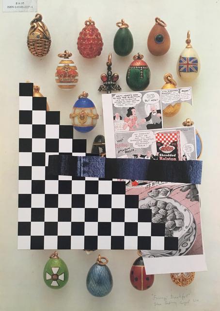 , 'Fabergé Breakfast,' 2016, Tibor de Nagy