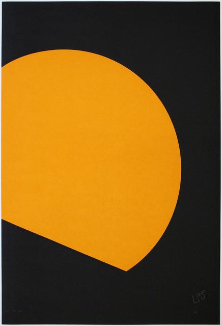 Leon Polk Smith, 'Werkubersicht/Work-Overview F', 1962-1987, Betsy Senior Fine Art