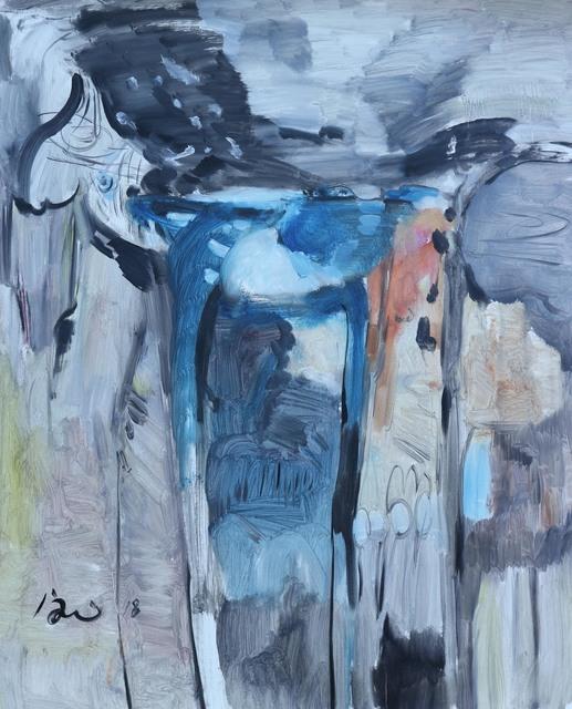 , 'Bird Family,' 2018, Blue Hill Fine Arts